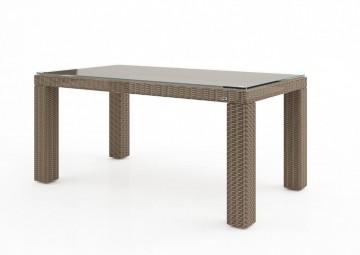Садовый стол RAPALLO 160 см песок