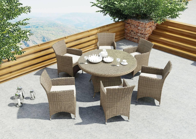 Садовый стол RONDO