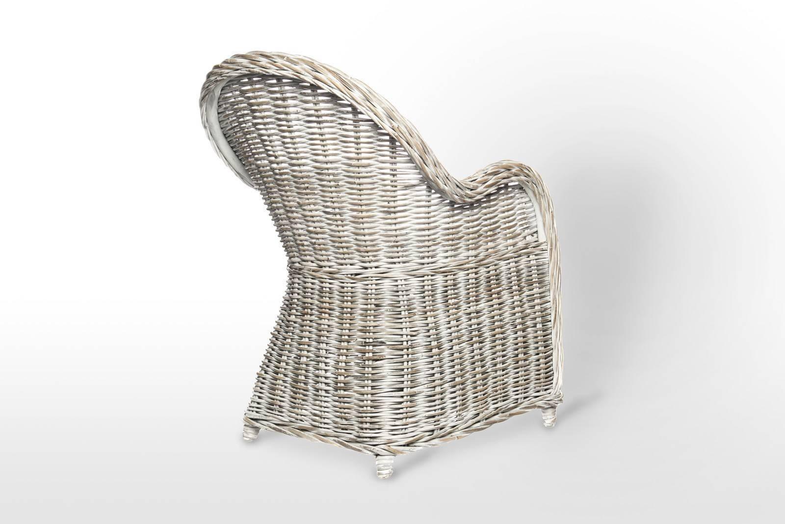 Кресло из ротанга VERSAILLES