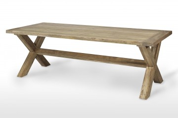 Садовый стол из тика LYON