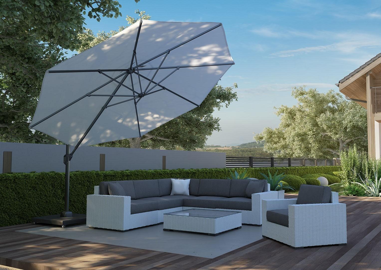 Садовый зонт Challenger T¹ Ø3.5 м
