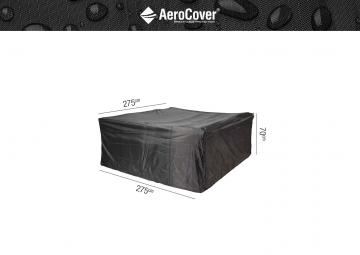 Чехол квадратный на садовый комплект 275x275x70 см