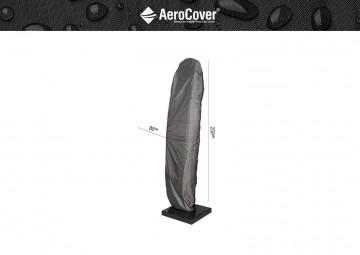 Чехол на садовый зонт с боковой ножкой 250x85 см