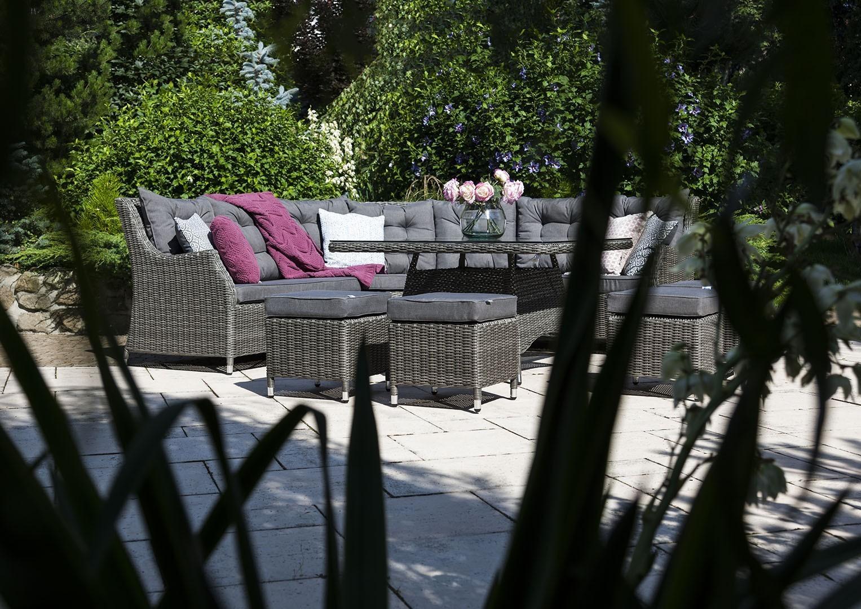 Комплект садовой мебели SIENA Royal серый