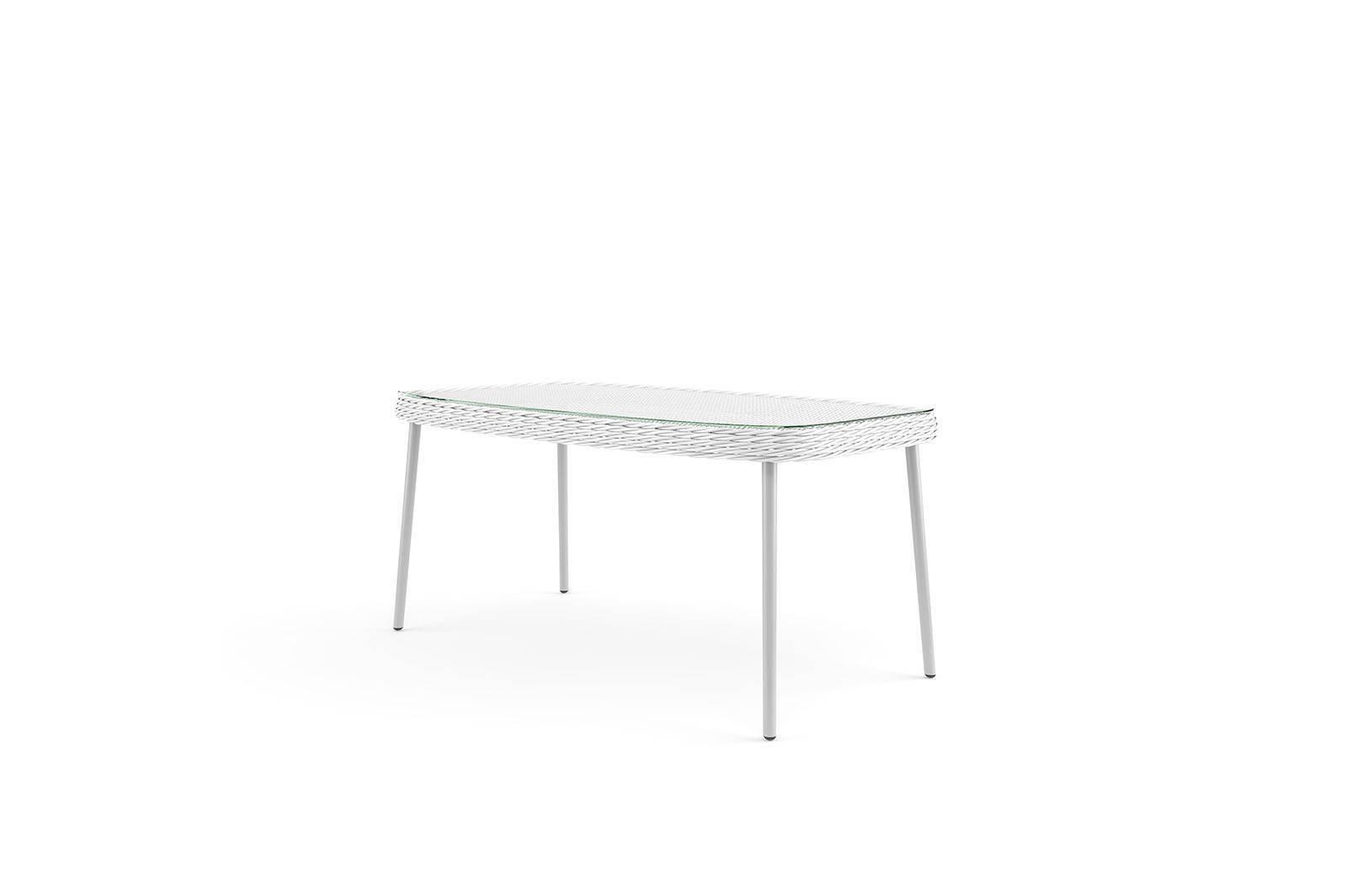 Комплект садовой мебели RODI белый