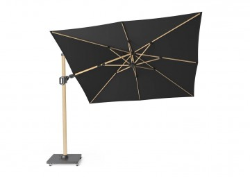Садовый зонт Challenger T² Premium 3 x 3 м Oak
