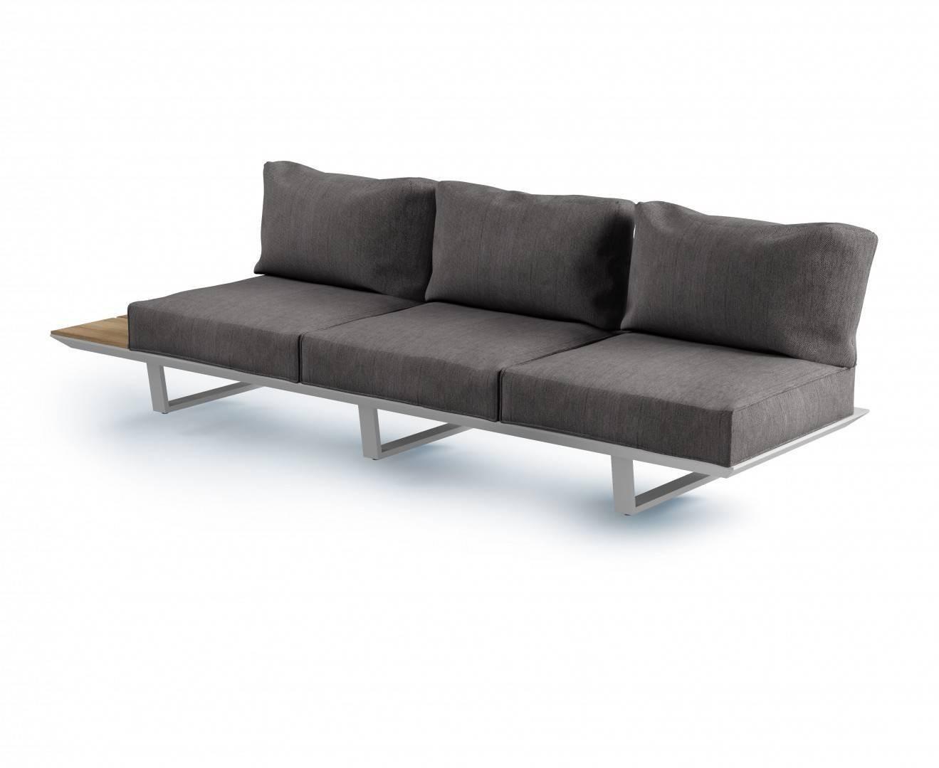 Комплект садовой мебели CORIA II light grey