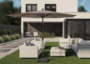 Садовый зонт Riva 3 х 2 м