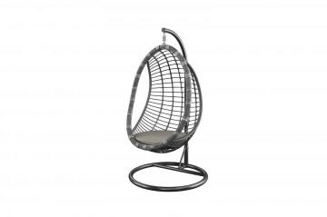 Подвесное кресло BELLA ROYAL GREY