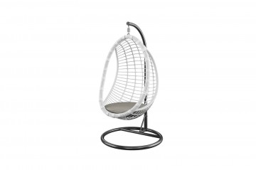 Подвесное кресло BELLA ROYAL WHITE