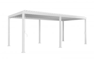 Навес для террасы Perara 300x600CM White