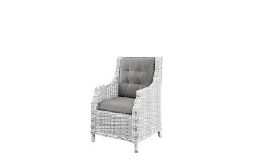Садовое кресло Siena Белое