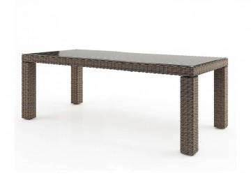 Садовый стол RAPALLO 220 см песок
