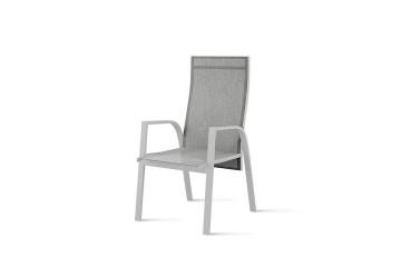 Садовое кресло ALICANTE серый