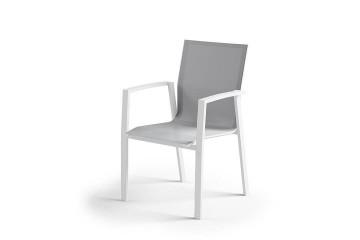 Садовое кресло LEON белое