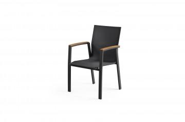 Садовое кресло LEON teak антрацит