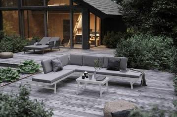 Комплект садовой мебели MASCA белый