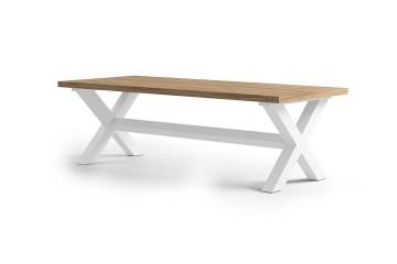 Садовый стол BILBAO белый