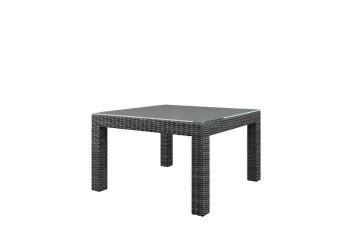 Садовый стол MILANO серый