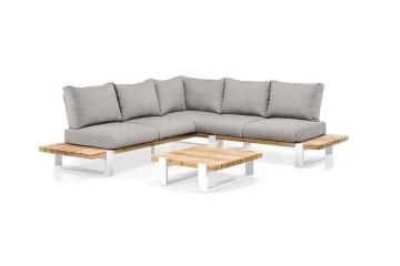 Комплект садовой мебели NARDO I белый