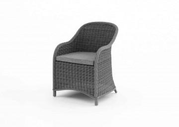 Садовое кресло LEONARDO серое