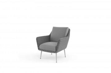 Садовое кресло MONZA IMOLA серое