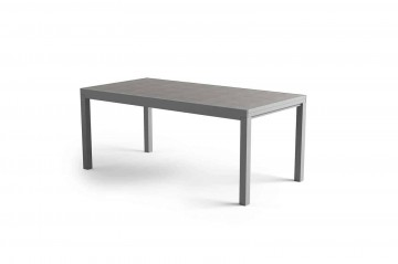 Садовый стол TOLEDO Stone&Wood раздвижной серый