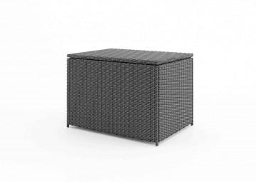 Ящик садовый SCATOLA 100 см серый