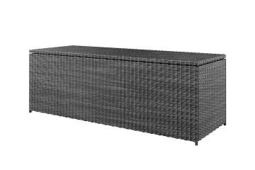 Ящик садовый SCATOLA 200 см серый