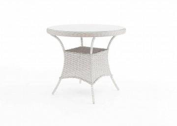 Садовый стол FILIP II белый