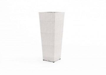 Вазон садовый SCALEO 100 см белый